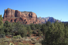 Courthouse Butte Sedona Royalty Free Stock Photo
