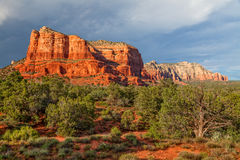 Courthouse Butte Sedona Landscape Stock Image