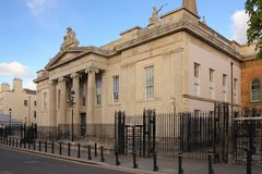 Free Courthouse. Derry Londonderry. Northern Ireland. United Kingdom Stock Images - 117642114