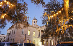 Courthouse in downtown Tallahassee Royalty Free Stock Photo