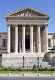 Courthouse of Montpellier Royalty Free Stock Photography