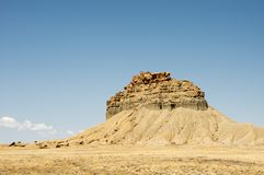 Courthouse Rock Formations Royalty Free Stock Images