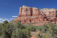 Courthouse Rock, Sedona Arizona Stock Photos