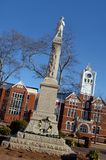 Courthouse square Stock Photos