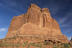 Courthouse Towers Butte Stock Image