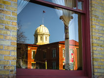 Courthouse, Woodstock, Illinois 1 Royalty Free Stock Photography