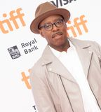 Courtney B Vance en la premier de Ben Is Back en tiff2018 imagenes de archivo
