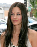 courtney cox Arkivfoton