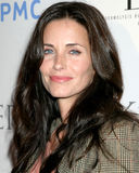 Courtney Cox foto de stock