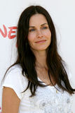 Courtney Cox. Arriving at the 'A Time for Heroes' Pediatric AIDS 2008 benefit at the Veterans Administration grounds Westwood,  CA June 8, 2008 Royalty Free Stock Photos