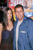 Courtney Cox Arquette, Adam Sandler, Courtney Cox Stockfoto
