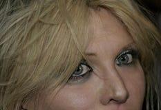 Courtney förälskelse Fotografering för Bildbyråer