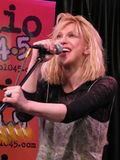 Courtney Love Fotografia de Stock