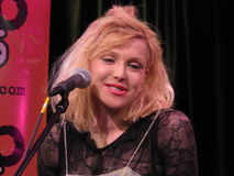 Courtney Love Imagenes de archivo
