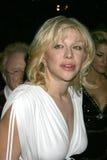 Courtney Love Fotografía de archivo libre de regalías