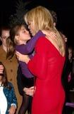 Courtney Love Imágenes de archivo libres de regalías