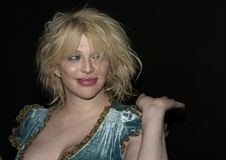 Courtney Love imagens de stock royalty free