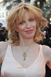 Courtney Love Lizenzfreies Stockbild