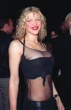 Courtney Love, Eve, estrella del pop Fotografía de archivo libre de regalías