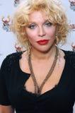 Courtney Love, Pamela Anderson Fotografía de archivo libre de regalías