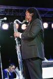 Courtney Pine, Jazz Koktebel Festival 2009 Stock Photography