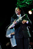 Courtney Pine, Jazz Koktebel Festival 2009 Stock Photo