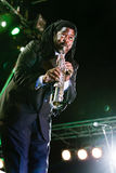 Courtney Pine, Jazz Koktebel Festival 2009 Stock Photography