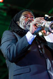 Courtney Pine, Jazz Koktebel Festival 2009 Royalty Free Stock Photos