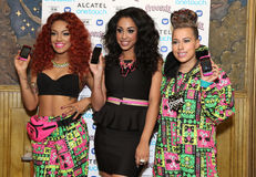 Courtney Rumbold, Alexandra Buggs Imagem de Stock