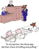 Courtroom Stock Photos