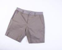 courts-circuits shorts sur le fond shorts sur un fond photo stock