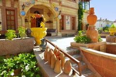 Courtyard Stock Image