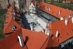 Courtyard Royalty Free Stock Image