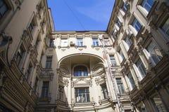 courtyard Immagini Stock