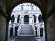 courtyard Fotografie Stock Libere da Diritti