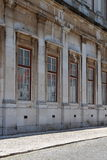 Courtyard of Ajuda National Palace, Lisboa, Portug Stock Image