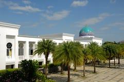 Courtyard of Al-Bukhari Mosque in Kedah Royalty Free Stock Photography