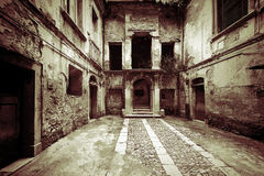 Courtyard Stock Images