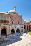 The Courtyard of the Favorites in the Harem, Topkapi Palace, Ist Royalty Free Stock Image
