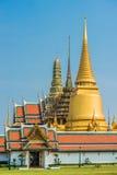 Courtyard grand palace Wat Phra Kaew Bangkok Thailand Stock Image