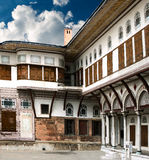 Courtyard of a harem of the Sultan Royalty Free Stock Photos