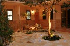 Courtyard III Stock Photography
