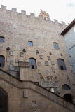 Courtyard in the Museo Nazionale del Bargello. Florence. Italy. Stock Photo