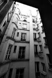 Courtyard in Paris Stock Photos