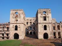 Krzyztopor fortified palace, Ujazd, Poland Stock Images