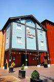 Courtyard Theatre, Stratford-upon-Avon. Stock Photos
