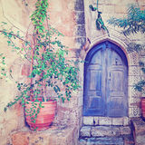 Courtyard Royalty Free Stock Photography