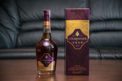 Courvoisier V.S.O.P Cognac Stock Photography