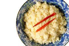 Cous cous Stockfotos