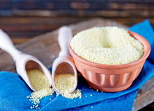 Cous-cous Stock Photography